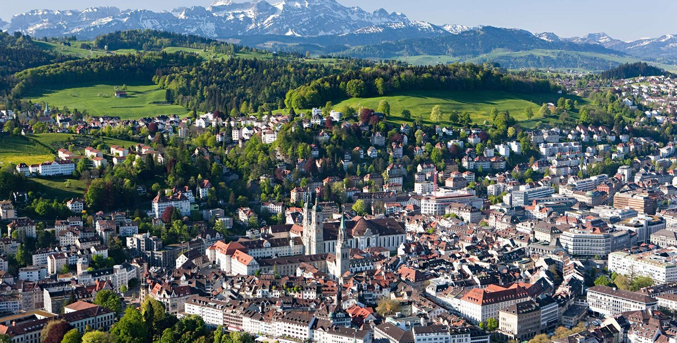 The majority of eastern Switzerland joins OPAN®