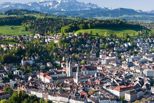 Gran parte della Svizzera orientale aderisce a OPAN®