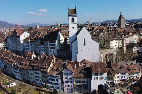Gesamter Kanton Aargau bei OPAN® dabei